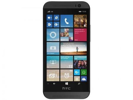 Se filtra la primera imagen oficial del HTC One M8 con Windows Phone