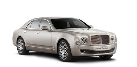 Bentley presentará su prototio híbrido enchufable en el Salón de Pekín