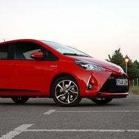 Pasamos unos días con el Toyota Yaris Hybrid