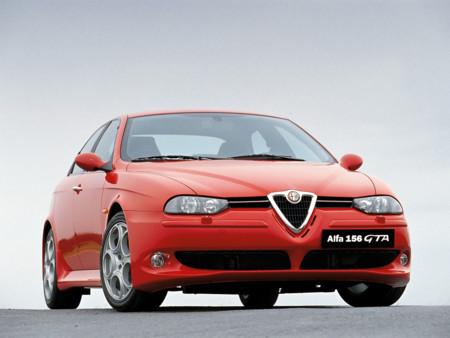 Autowp Ru Alfa Romeo 156 Gta 2