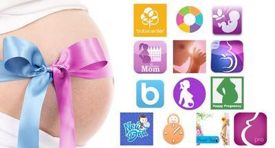 Las 13 mejores aplicaciones para seguir tu embarazo