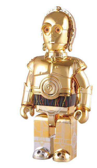 Toy C-3PO Kubrick de Medicom