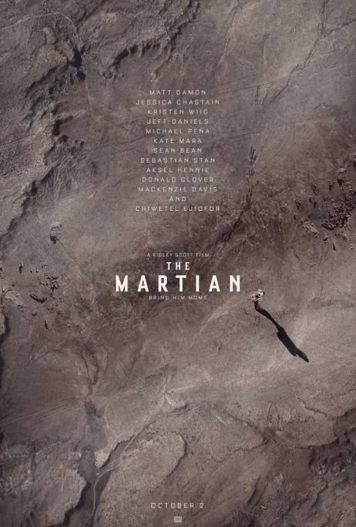 Foto de 'Marte (The Martian)', carteles (2/7)