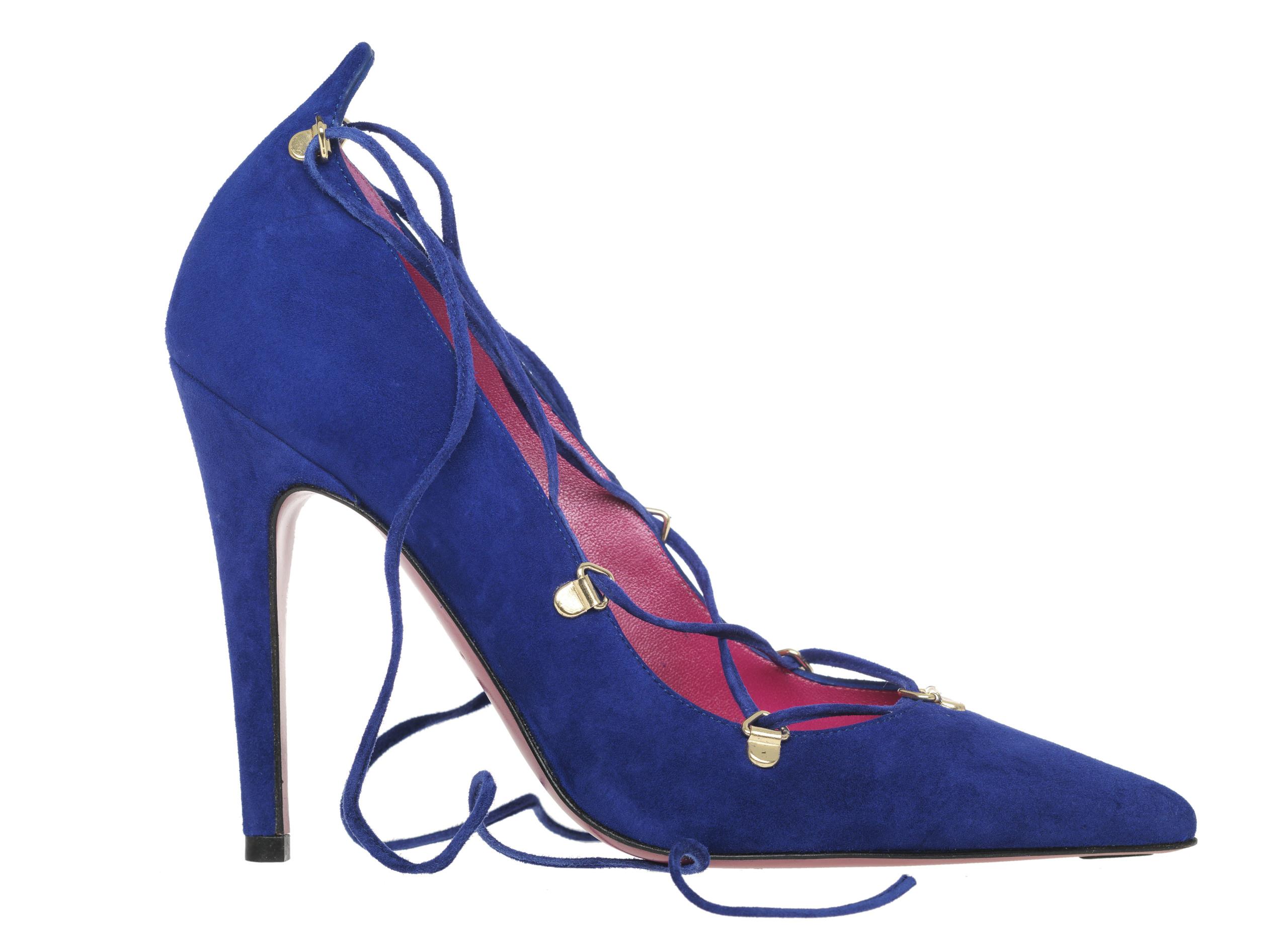 Los zapatos de Úrsula Mascaró nos auguran un invierno lleno de color
