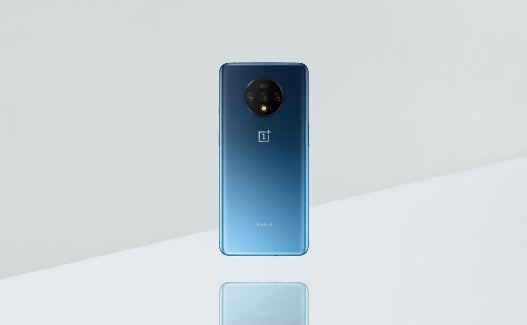 OnePlus muestra el diseño oficial del OnePlus 7T