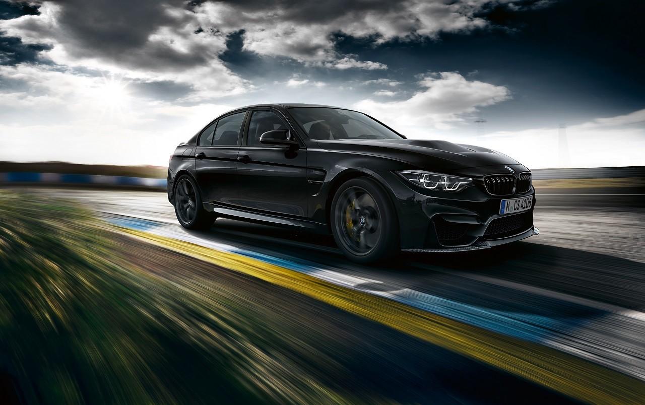 Foto de BMW M3 CS (14/17)