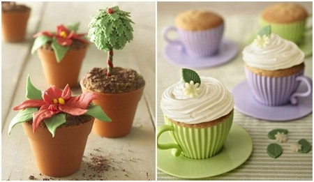Moldes para cupcakes de Lakeland