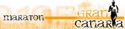 Primera edición de la maratón de Gran Canaria
