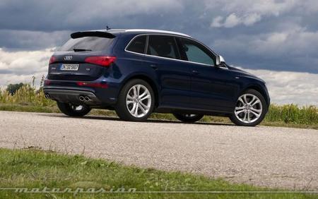 Audi SQ5 TDI, a la venta desde 68.100 euros