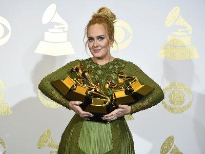 Las mejor vestidas en la alfombra roja de los Grammy 2017