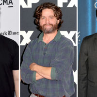 Seth Rogen, Zach Galifianakis y Bill Hader irán al espacio en 'The Something'