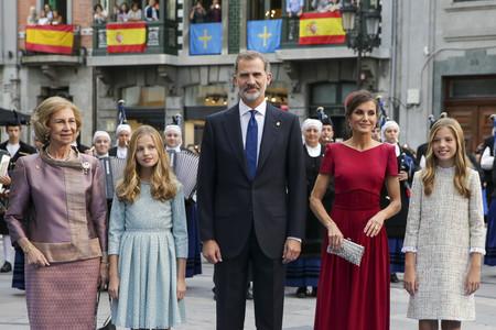 La princesa Leonor le roba el protagonismo a Doña Letizia en los Premios Princesa de Asturias 2019