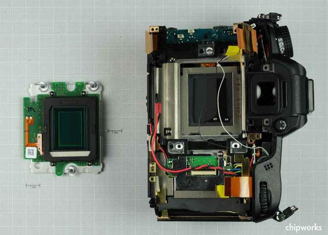 Foto de Nikon D7000 Componentes (4/5)