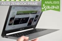 ASUS Zenbook Prime, análisis