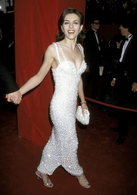 oscar Elizabeth Hurley 1995