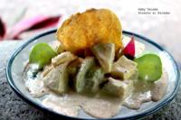 Paseo por la gastronomía de la red: diez recetas para cocinar chayotes