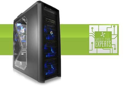 Mountain ofrecerá una zona de juegos con sus equipos en los Premios Xataka 2012