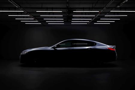 Y estas son las primeras imágenes del BMW Serie 8 Gran Coupé
