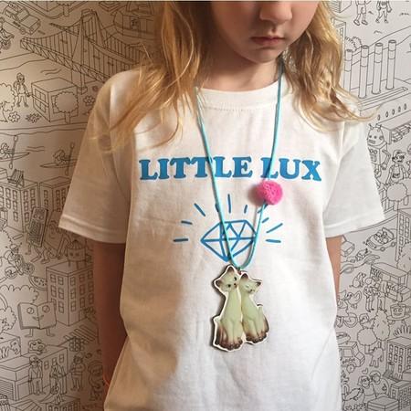 Riley Kinnane-Petersen, la niña de siete años que vende sus creaciones en Barneys New York