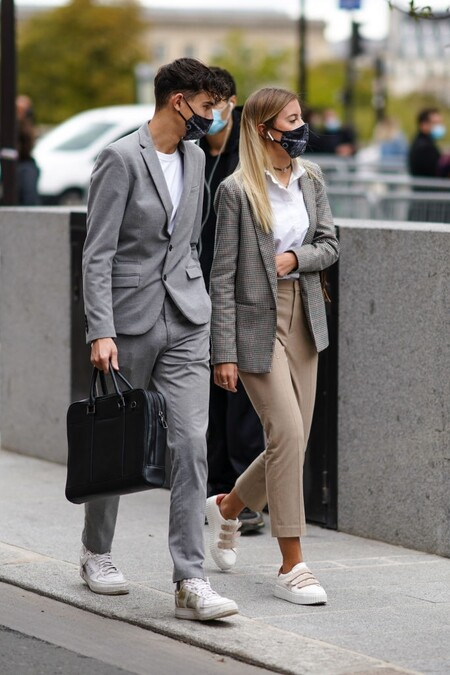 El Mejor Street Style De La Semana Trendencias Hombre C