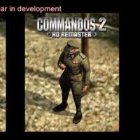 Commandos 2 Remaster: la leyenda del software español renace en HD y su primer avance luce de escándalo [E3 2019]