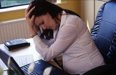 La ansiedad y depresión de la embarazada afectan al bebé