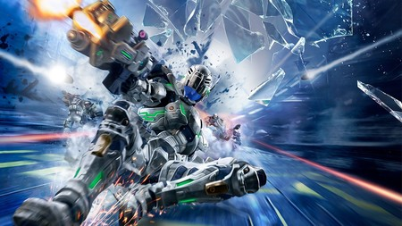 ¡Bombazo! Vanquish se suma a los retrocompatibles de Xbox