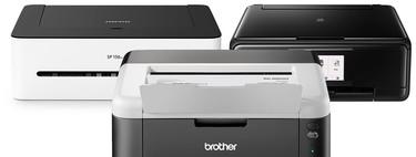 Inyección, láser y LED: diferencias entre los distintos tipos impresoras