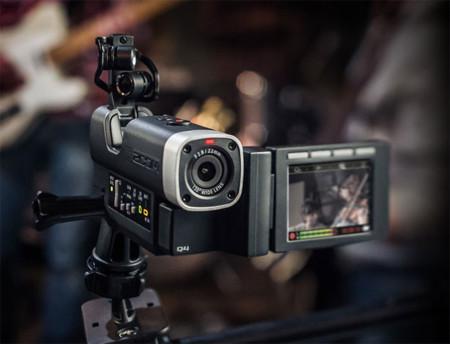 Zoom Q4, la videocámara para conciertos