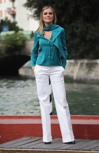 Festival de Venecia 2009 Serena Autieri
