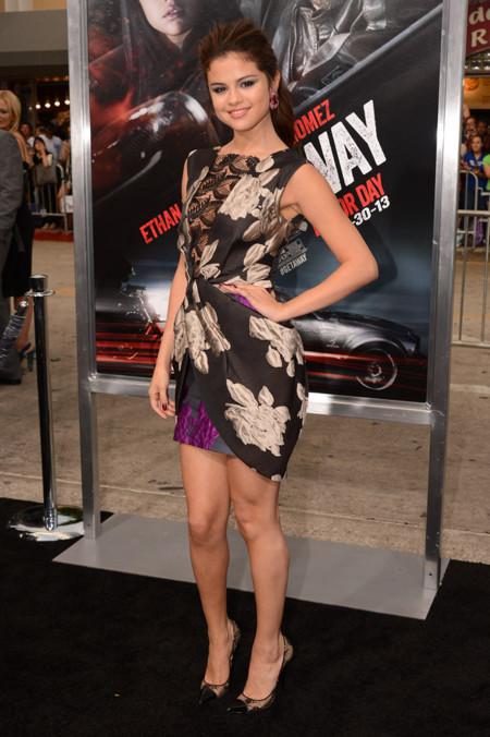 Selena Gomez Vera Wang