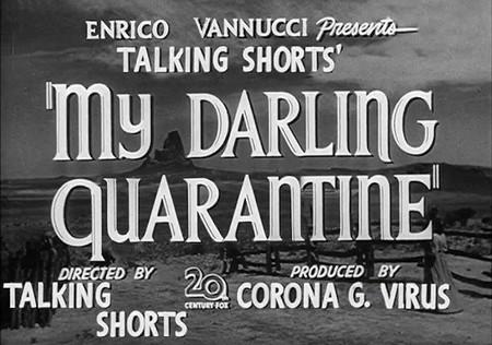My Darling Quarantine 800