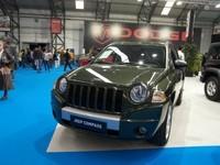 Fotos del Jeep Compass en el salón de Vigo
