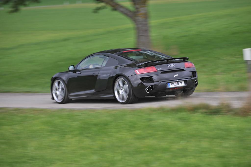 Foto de Audi R8 por ABT (5/13)