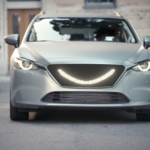 Una empresa sueca quiere que los coches autónomos sonrían a los peatones