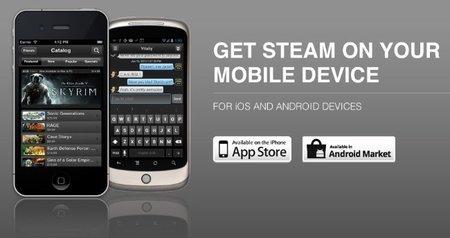 Steam para iOS y Android cierra la fase beta. Ya disponible para todos