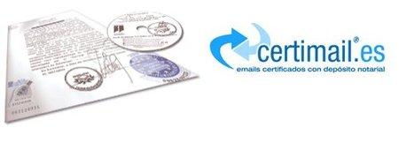 Certimail: correos electrónicos certificados