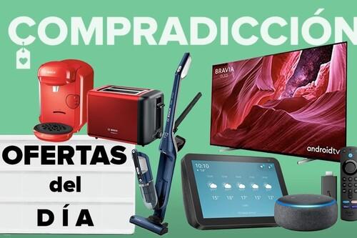Ofertas del día y chollos en Amazon: en Fire TV, Echo, portátiles MSI o pequeño electrodoméstico Bosch a precios ajustados