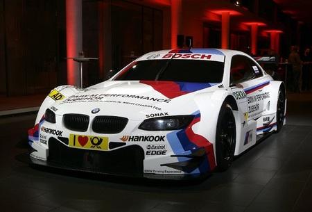 BMW confirma su nuevo equipo para el DTM 2013