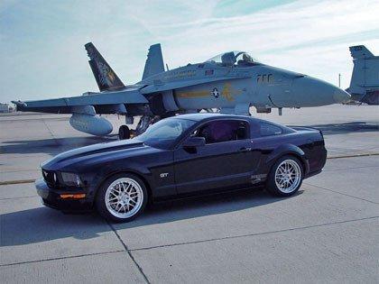 2006 Livernois Motorsports Mustang GT