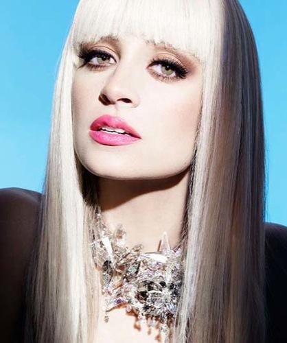 Foto de Nicole Richie imita a Lady Gaga en el editorial de BlackBook (2/7)