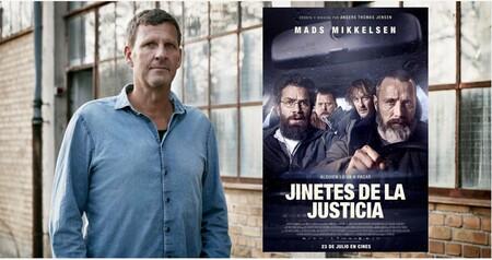 """""""Creo que la vida son un montón de eventos aleatorios a los que tú tienes que encontrar sentido"""". Anders Thomas Jensen ('Jinetes de la justicia')"""