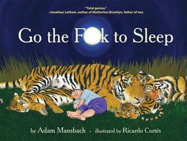 'Duérmete de una puta vez', desafortunado libro para padres