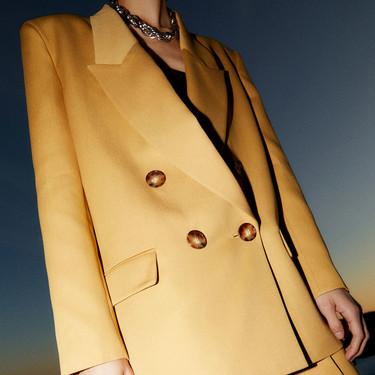 Las 13 blazers más sofisticadas que nos hacen pensar en el armario de entretiempo otoñal