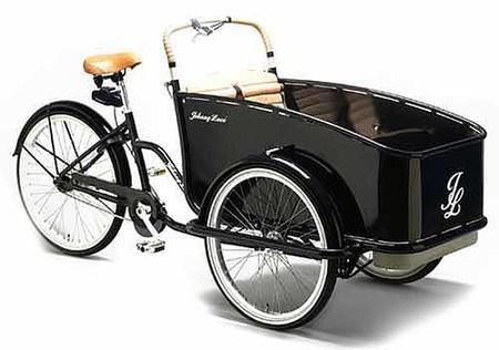 Bicicleta para compartir con tu bebé