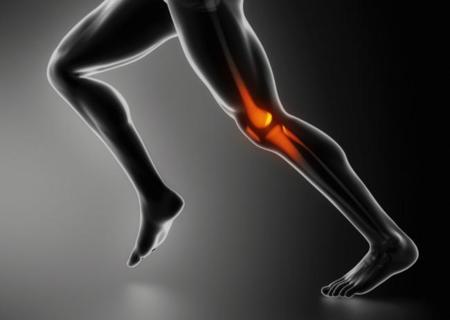 El trote lento daña la rodilla más que correr rápido
