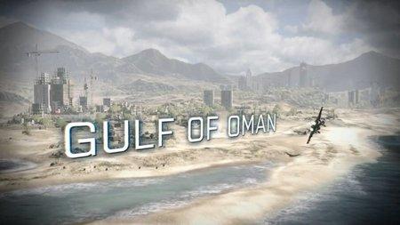 'Battlefield 3' y el golfo de Omán. ¡Ay Omán qué rico!