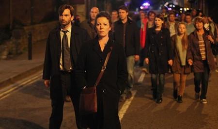 'Broadchurch', gran triunfadora en los premios BAFTA