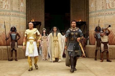 Los protagonistas de Exodus