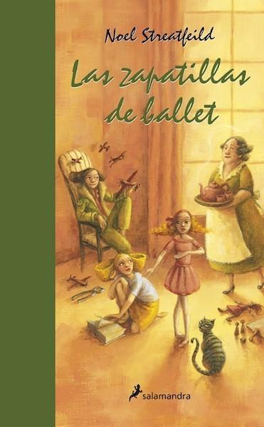"""""""Las zapatillas de ballet"""": el clásico que enseña a los niños el valor de la familia y el esfuerzo"""